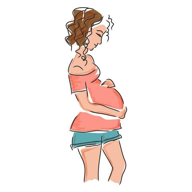 grossesse, jeune maman, préparer l'accouchement